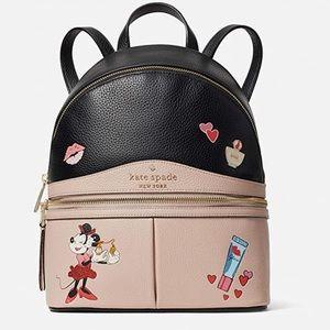 KATE SPADE Disney Minnie Mouse Medium Backpack